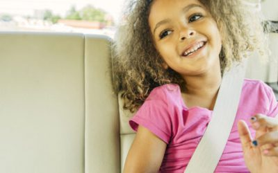 When Can My Child Ride in the Front Seat?